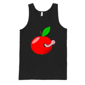 Apple-Fine-Jersey-Tank-Top-Unisex-by-iTEE.com
