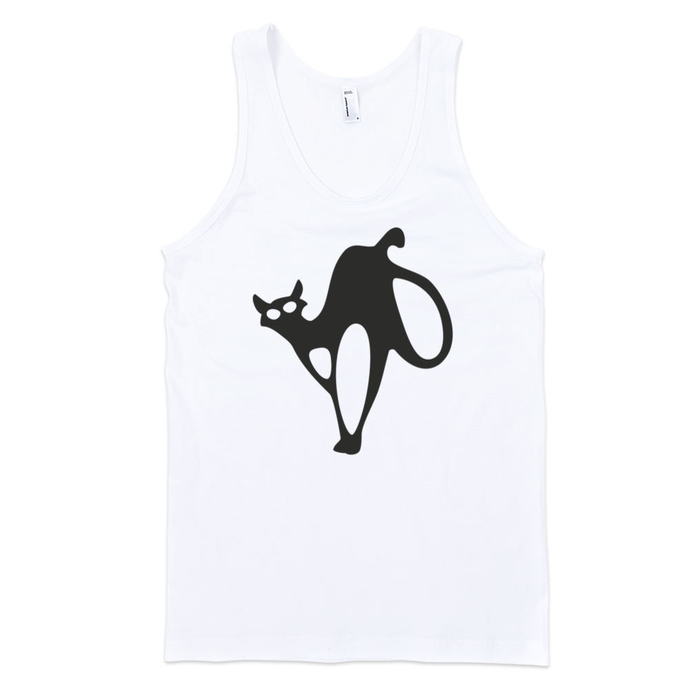 Black-Cat-Fine-Jersey-Tank-Top-Unisex-by-iTEE.com