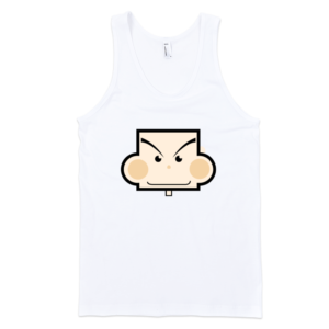 Chinese-Fine-Jersey-Tank-Top-Unisex-by-iTEE.com