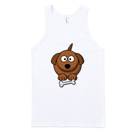 Dog-Fine-Jersey-Tank-Top-Unisex-by-iTEE.com