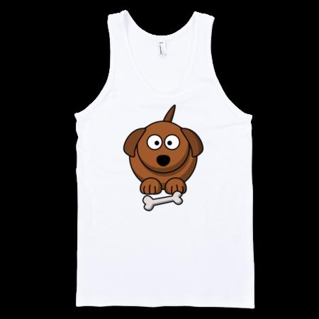 Dog-Fine-Jersey-Tank-Top-Unisex-by-iTEE.com