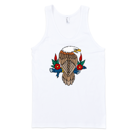 Eagle-Fine-Jersey-Tank-Top-Unisex-by-iTEE.com