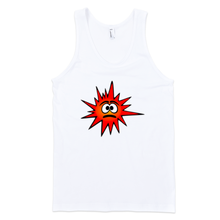 Explosion-Fine-Jersey-Tank-Top-Unisex-by-iTEE.com