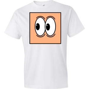 Eyes-Lightweight-Fashion-Short-Sleeve-T-Shirt-by-iTEE.com