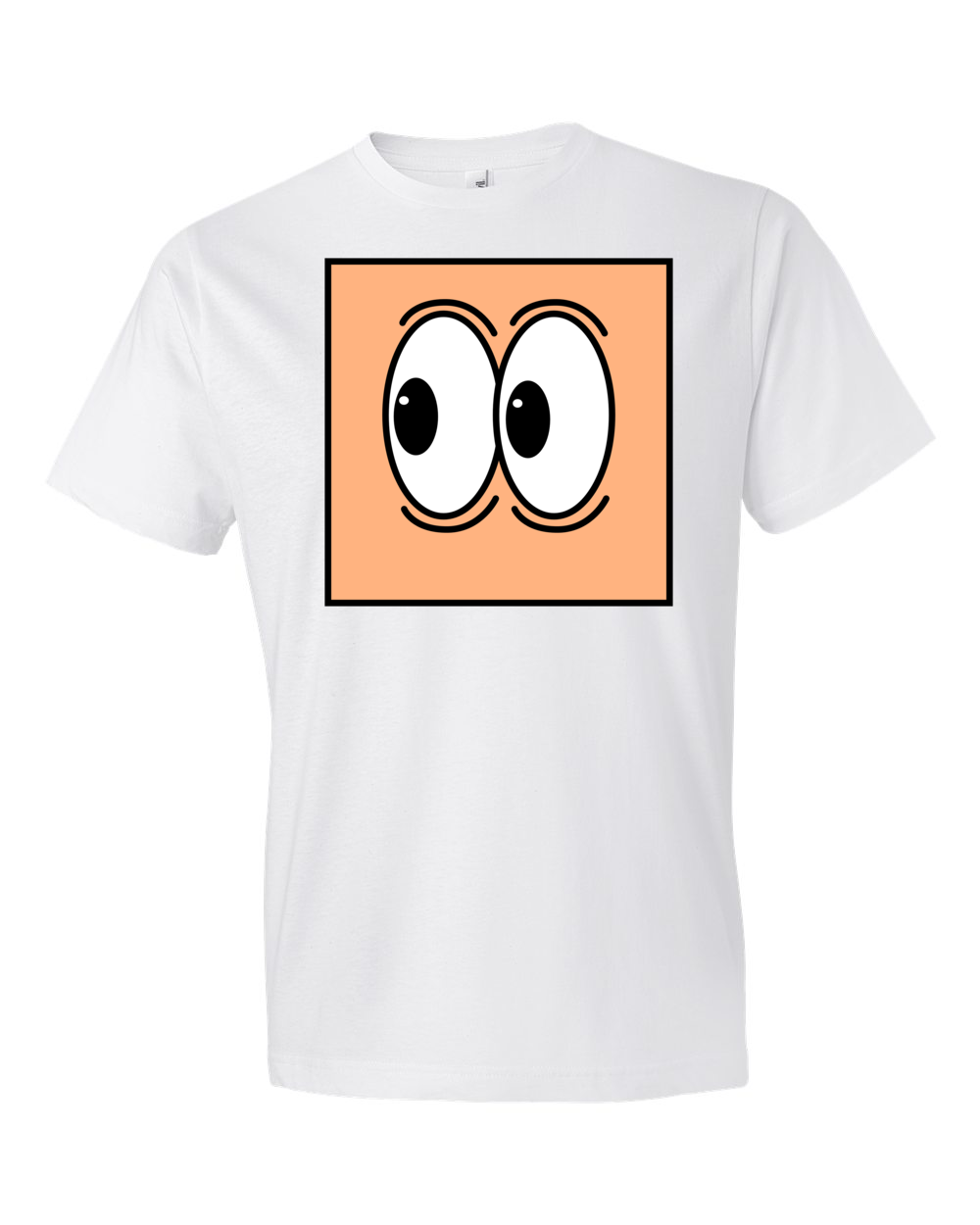 Eyes-Lightweight-Fashion-Short-Sleeve-T-Shirt-by-iTEE.com