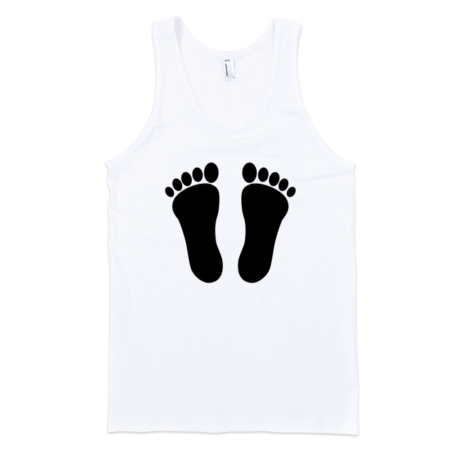 Feet-Fine-Jersey-Tank-Top-Unisex-by-iTEE.com-1