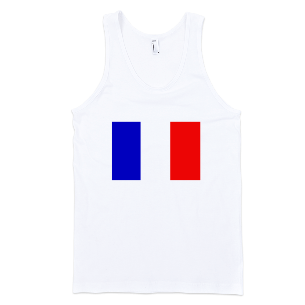 France-Fine-Jersey-Tank-Top-Unisex-by-iTEE.com