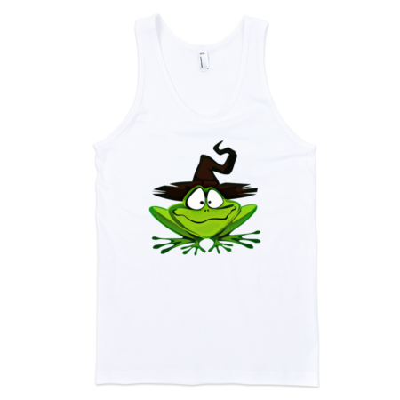 Frog-Fine-Jersey-Tank-Top-Unisex-by-iTEE.com