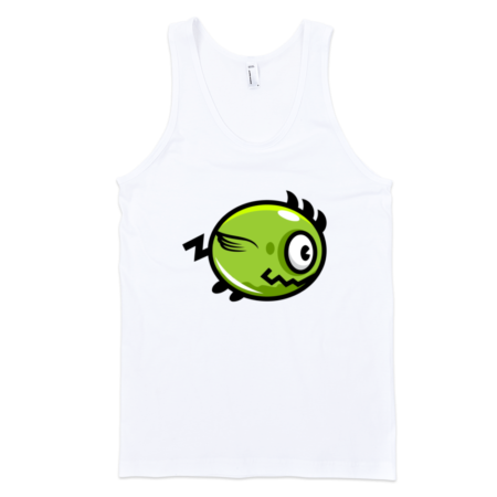 Green-Monster-Fine-Jersey-Tank-Top-Unisex-by-iTEE.com