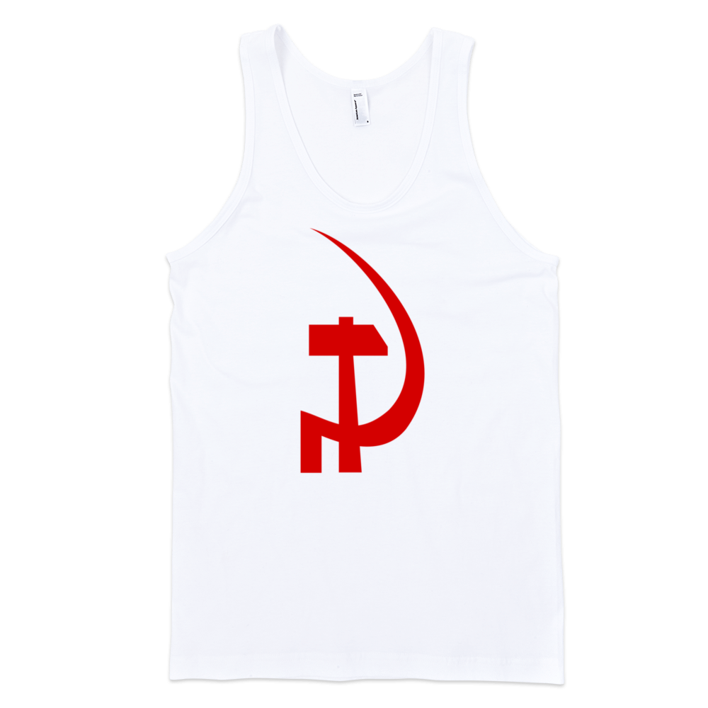 Hammer-and-Sickle-Fine-Jersey-Tank-Top-Unisex-by-iTEE.com-1