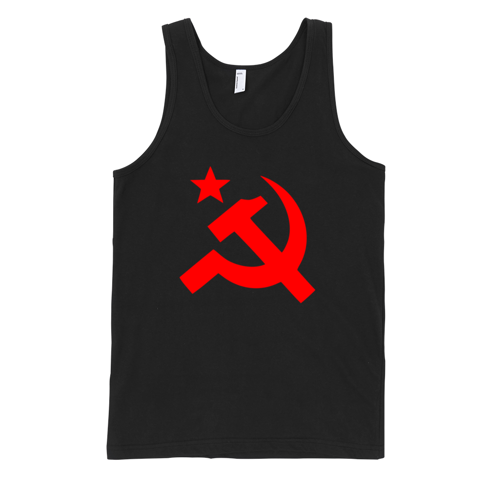 Hammer-and-Sickle-Fine-Jersey-Tank-Top-Unisex-by-iTEE.com