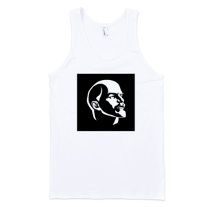 Lenin-Fine-Jersey-Tank-Top-Unisex-by-iTEE.com