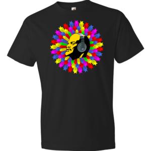 Modern-Lenin-Lightweight-Fashion-Short-Sleeve-T-Shirt-by-iTEE.com
