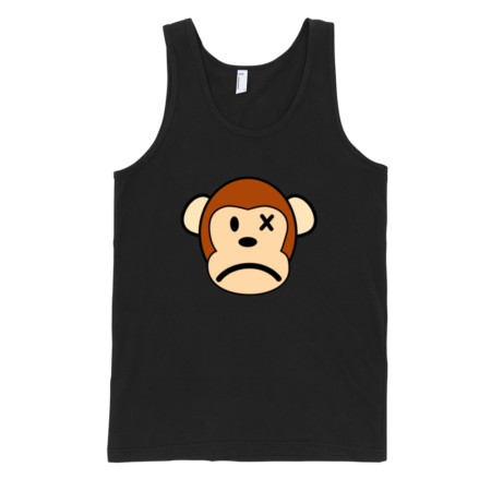 Monkey-Fine-Jersey-Tank-Top-Unisex-by-iTEE.com-1