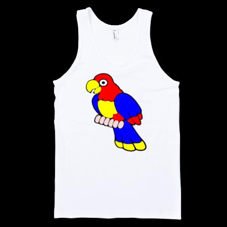 Parrot-Fine-Jersey-Tank-Top-Unisex-by-iTEE.com