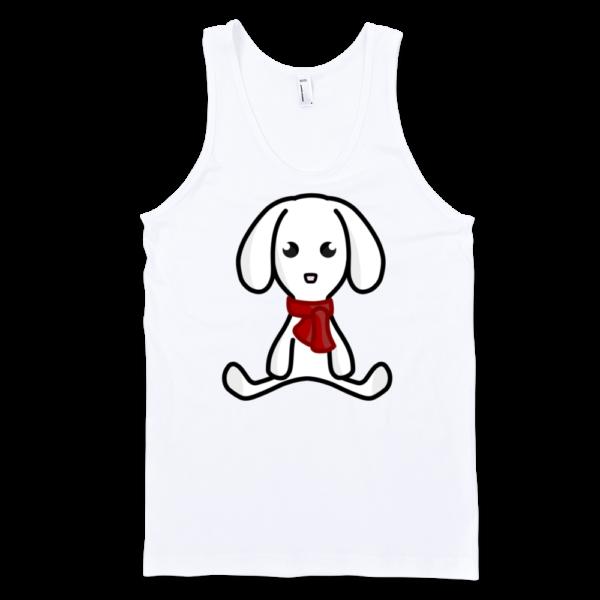 Puppy-Fine-Jersey-Tank-Top-Unisex-by-iTEE.com
