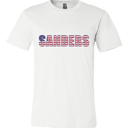 Sanders-Unisex-Short-Sleeve-Jersey-T-Shirt-by-iTEE.com