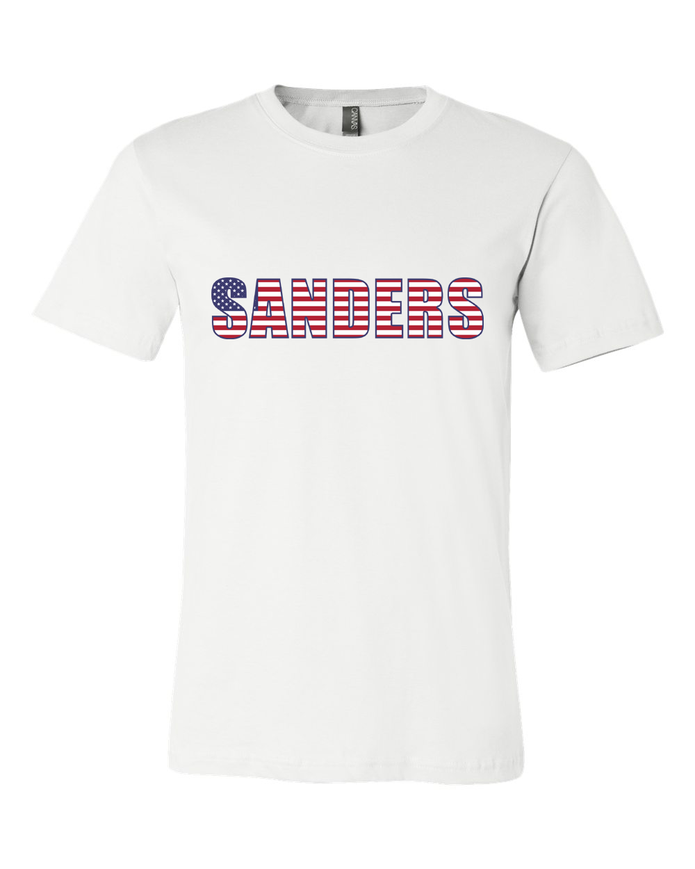 Sanders-Unisex-Short-Sleeve-Jersey-T-Shirt-by-iTEE.com
