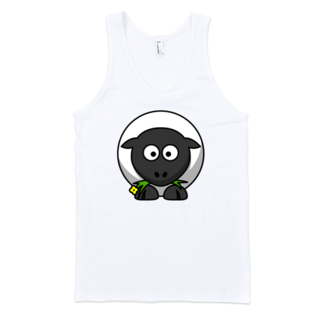 Sheep-Fine-Jersey-Tank-Top-Unisex-by-iTEE.com