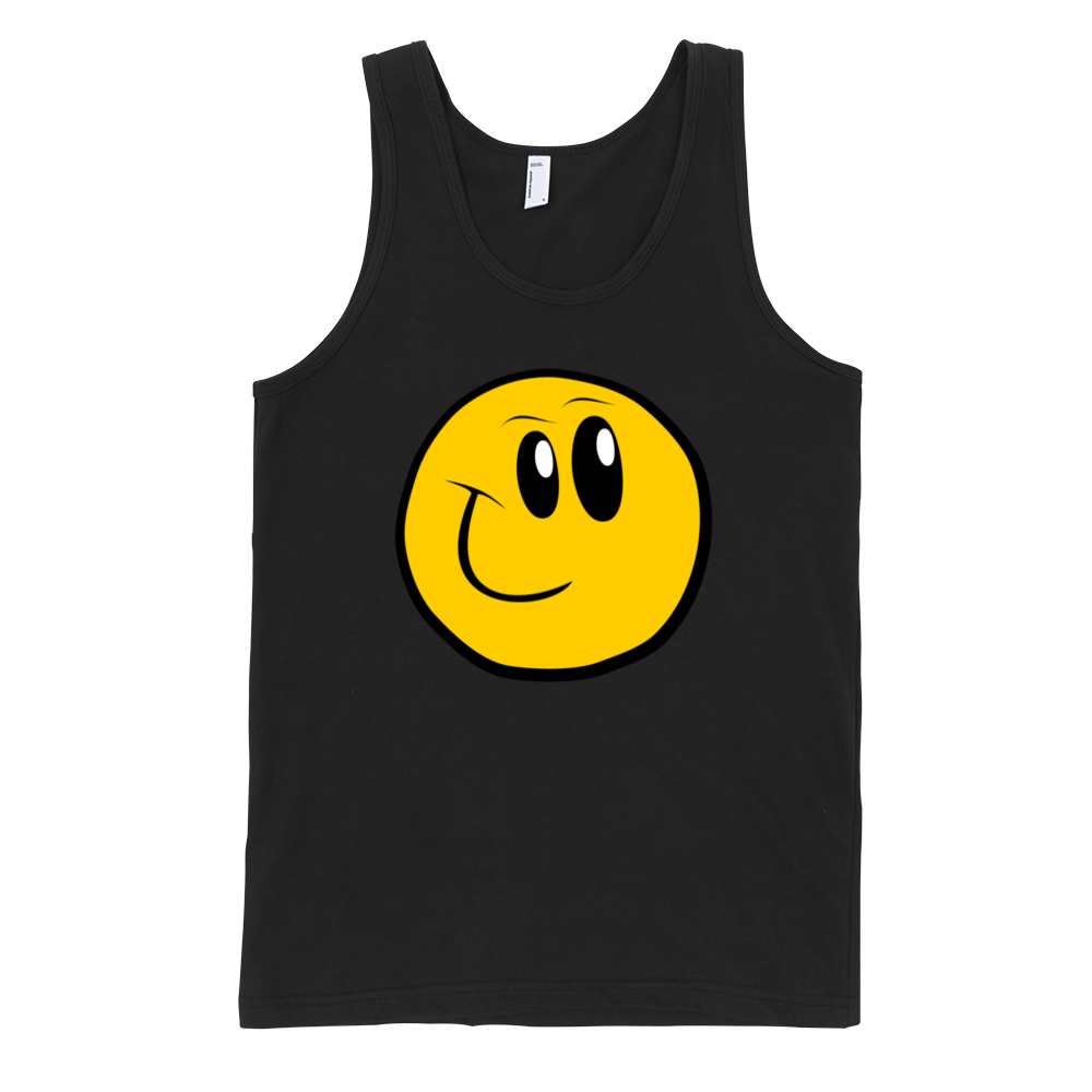 Smiley-Fine-Jersey-Tank-Top-Unisex-by-iTEE.com-1