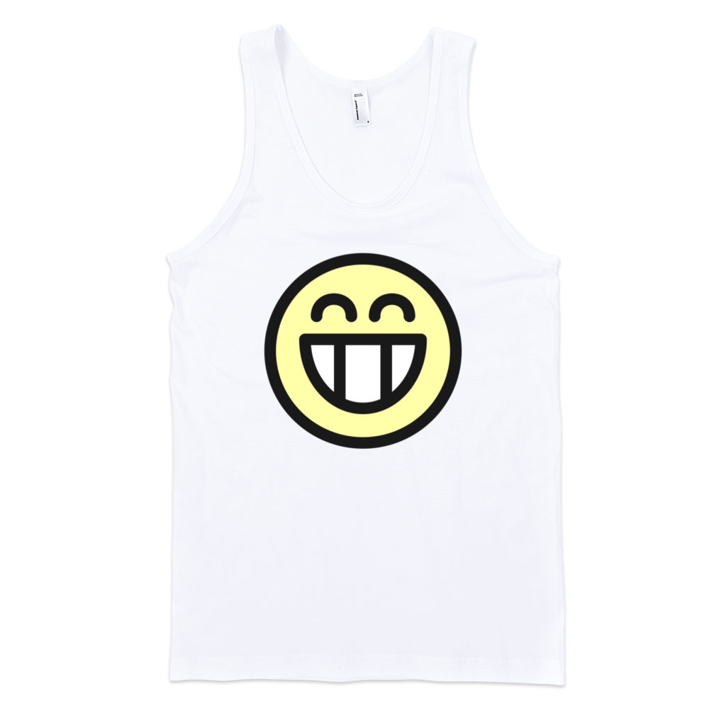 Smiley-Fine-Jersey-Tank-Top-Unisex-by-iTEE.com