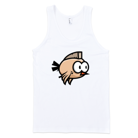 Sparrow-Fine-Jersey-Tank-Top-Unisex-by-iTEE.com