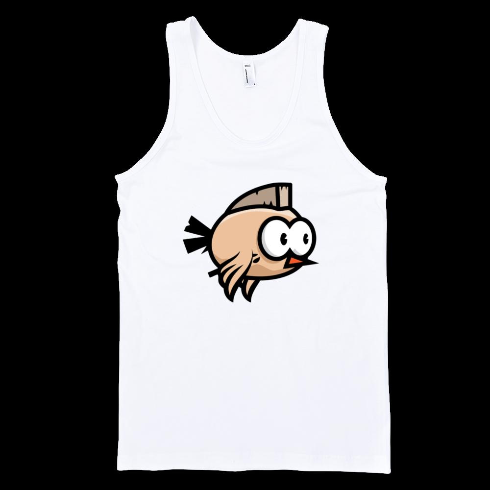 Sparrow-Fine-Jersey-Tank-Top-Unisex-by-iTEE.com