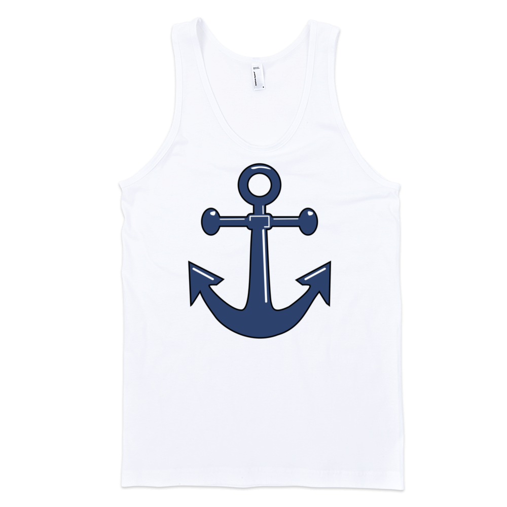 Anchor-Fine-Jersey-Tank-Top-Unisex-by-iTEE.com
