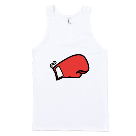 Boxing-Glove-Fine-Jersey-Tank-Top-Unisex-by-iTEE.com