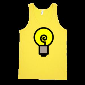 Bulb-Fine-Jersey-Tank-Top-Unisex-by-iTEE.com