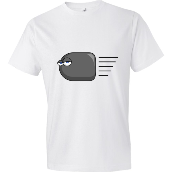 Bullet-Lightweight-Fashion-Short-Sleeve-T-Shirt-by-iTEE.com