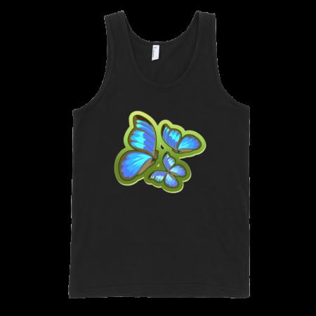 Butterflies-Fine-Jersey-Tank-Top-Unisex-by-iTEE.com