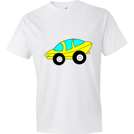 Car-Lightweight-Fashion-Short-Sleeve-T-Shirt-by-iTEE.com