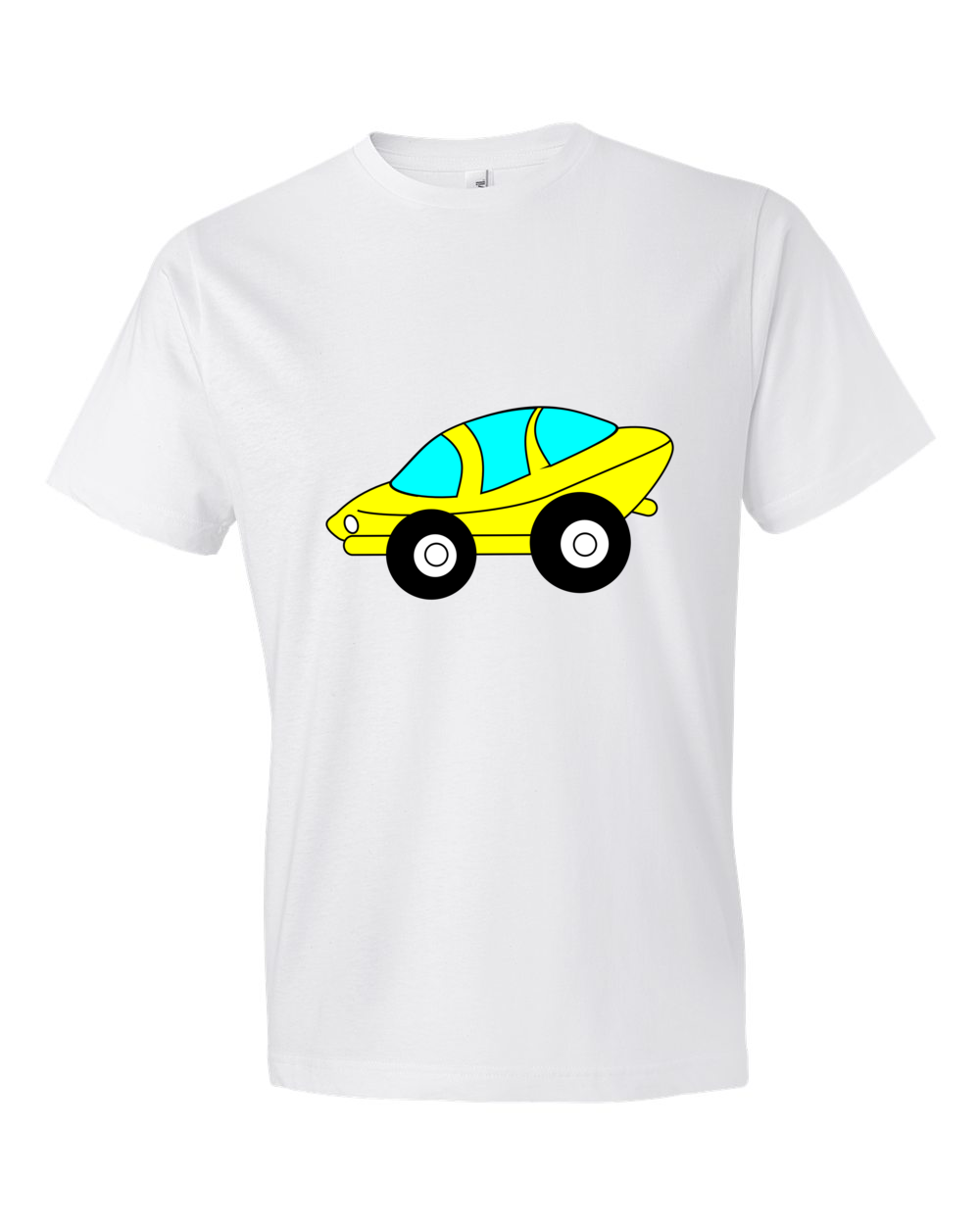 Car-Lightweight-Fashion-Short-Sleeve-T-Shirt-by-iTEE.com