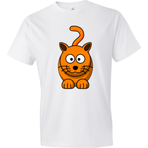 Cat-Lightweight-Fashion-Short-Sleeve-T-Shirt-by-iTEE.com
