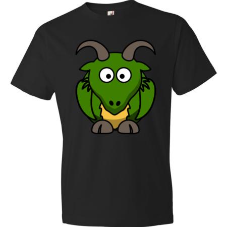 Chamois-Lightweight-Fashion-Short-Sleeve-T-Shirt-by-iTEE.com