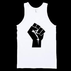 Communism-Fist-Fine-Jersey-Tank-Top-Unisex-by-iTEE.com