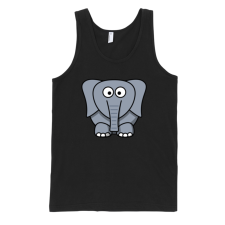 Elephant-Fine-Jersey-Tank-Top-Unisex-by-iTEE.com