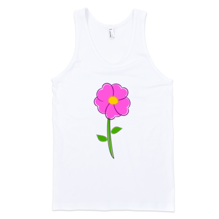 Flower-Fine-Jersey-Tank-Top-Unisex-by-iTEE.com-1