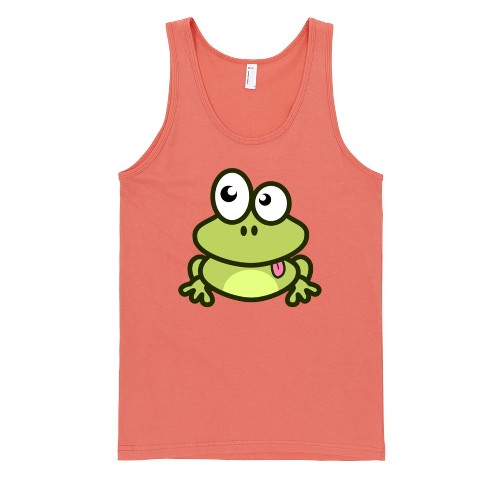 Frog-Fine-Jersey-Tank-Top-Unisex-by-iTEE.com-1