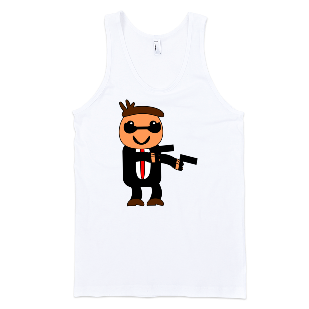 Gangster-Fine-Jersey-Tank-Top-Unisex-by-iTEE.com