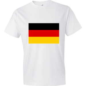 Germany-Lightweight-Fashion-Short-Sleeve-T-Shirt-by-iTEE.com