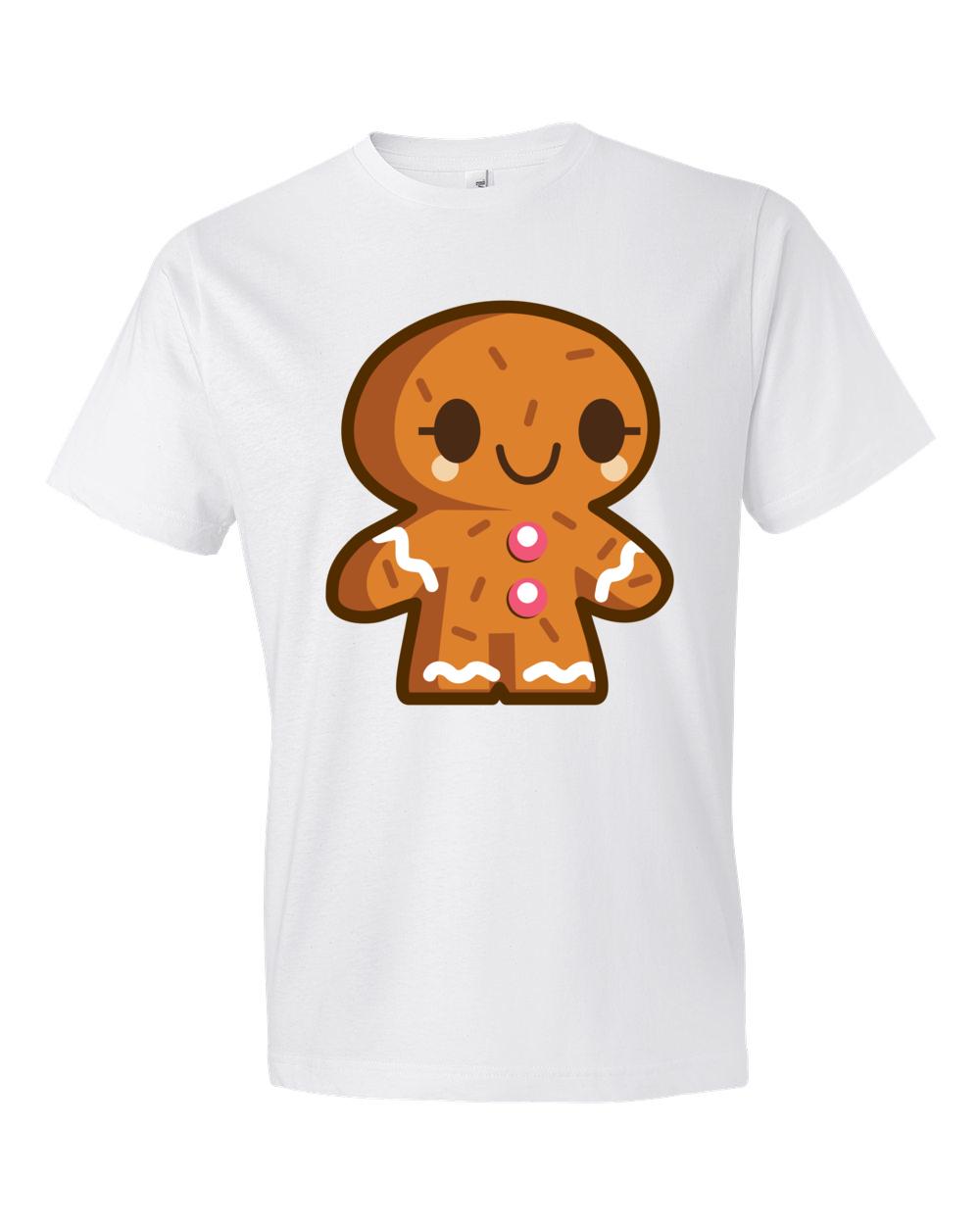 Gingerman-Lightweight-Fashion-Short-Sleeve-T-Shirt-by-iTEE.com