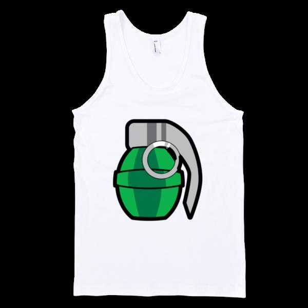 Grenade-Fine-Jersey-Tank-Top-Unisex-by-iTEE.com