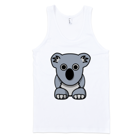 Koala-Fine-Jersey-Tank-Top-Unisex-by-iTEE.com