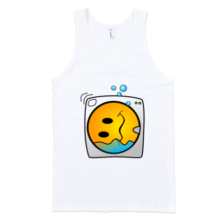 Laundry-Smiley-Fine-Jersey-Tank-Top-Unisex-by-iTEE.com