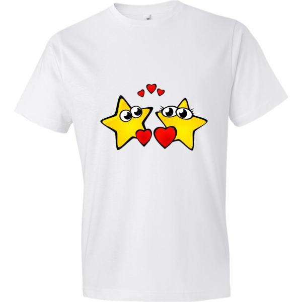 Love-Lightweight-Fashion-Short-Sleeve-T-Shirt-by-iTEE.com-1