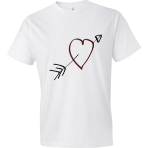 Love-Lightweight-Fashion-Short-Sleeve-T-Shirt-by-iTEE.com