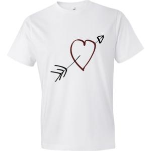Love-Lightweight-Fashion-Short-Sleeve-T-Shirt-by-iTEE.com