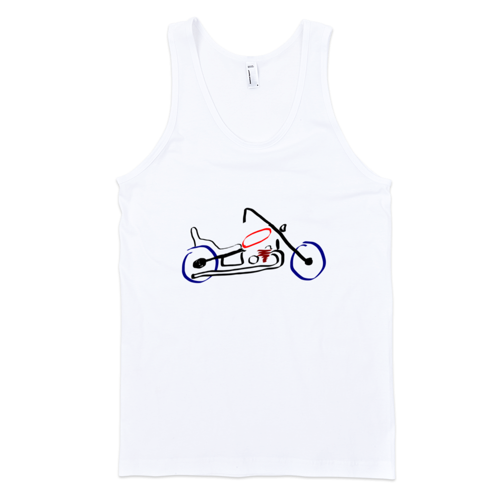 Motorbike-Fine-Jersey-Tank-Top-Unisex-by-iTEE.com